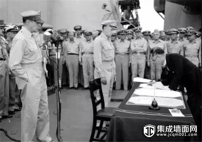 抗战胜利纪念日74周年 ,派经典集成墙面致敬那场永不妥协的抗争!