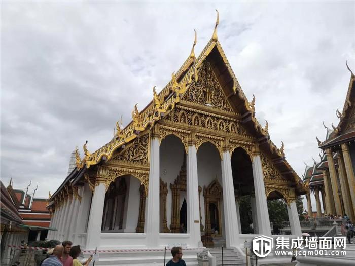 和典尚集成墙面团队同游泰国,撒瓦迪卡!