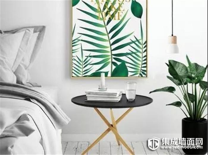 且看欧派金典集成墙面是如何将家的美感迅速飙升!