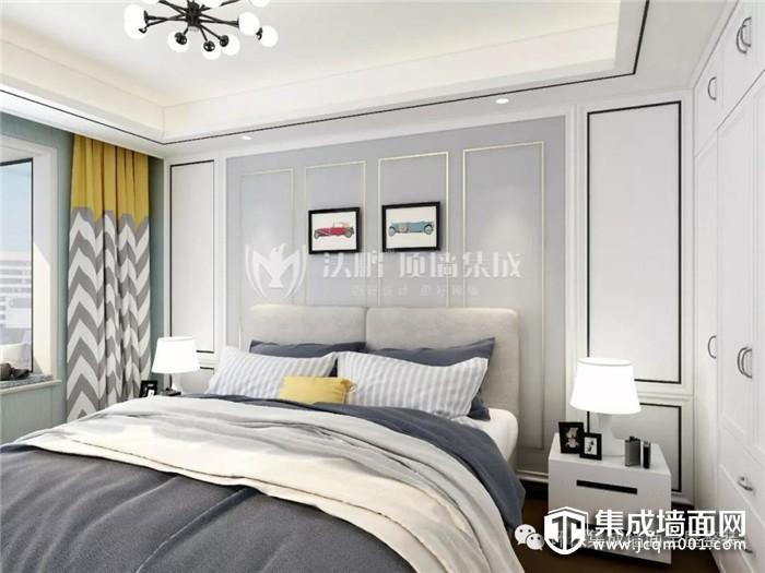 法鹏顶墙集成让你的家焕然一新!