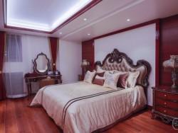 秦加集成整装中式风卧室