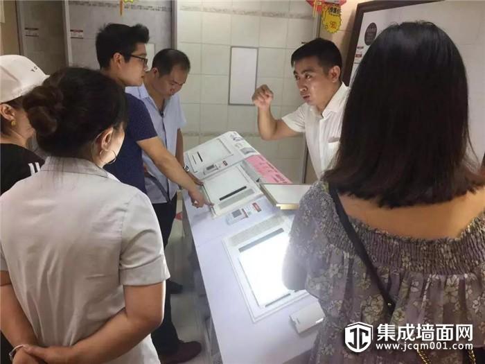 德艺乐家重庆忠县专卖店火爆开业,嗨翻现场!