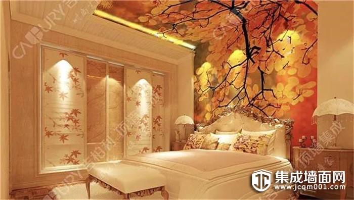 """吉柏利集成墙面经典色系,毫不费力让你的家更出""""色""""!"""