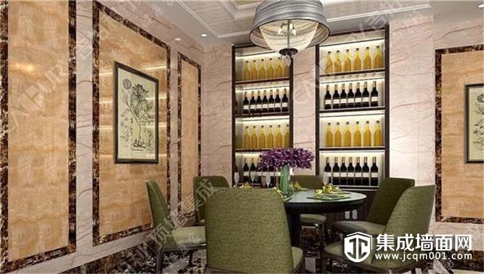 吉柏利顶墙集成提高人们生活质量,真正的绿色装修!
