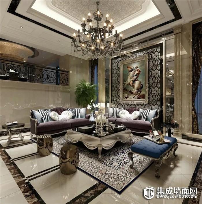集成墙面用心呵护你的家,打造心中的梦想家!