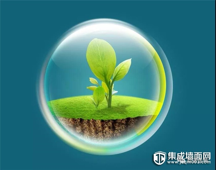 欧派金典集成墙面绿色健康,给你高品质的生活空间!