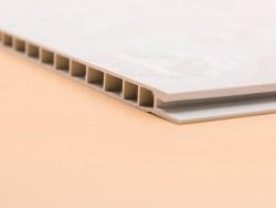 好德佳集成墙板-石塑平缝塑钢板