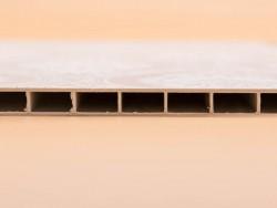 好德佳集成墙面-石塑平缝塑钢板