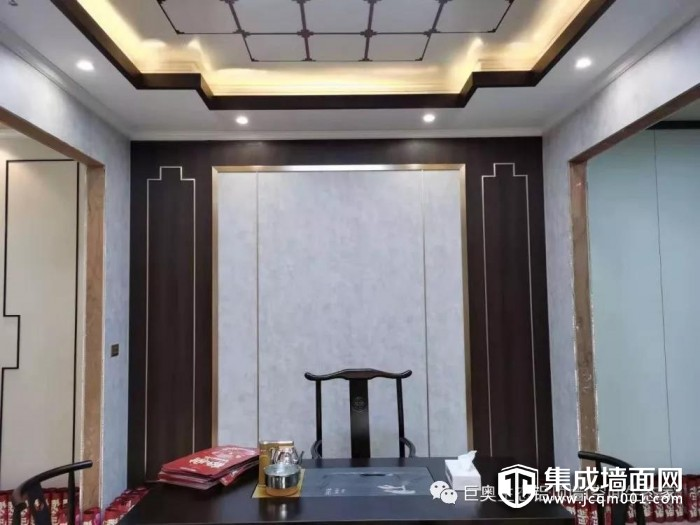 巨奥生态铝顶墙黄平专卖店开业当天签订268万订单!