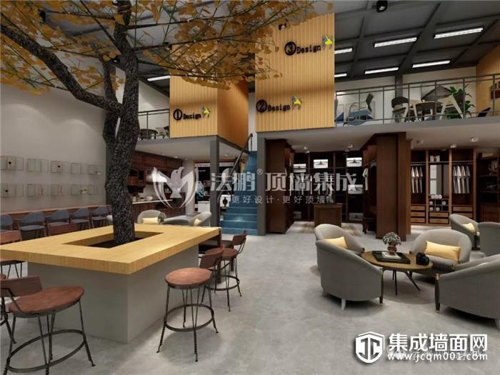 法鹏顶墙集成给你带来安静舒适的办公环境!