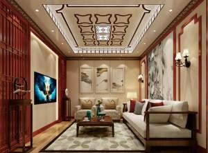 欧陆墙顶系统列卧室吊顶墙面装修效果图