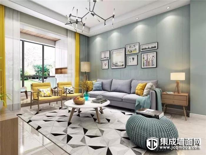 新房装修用什么墙饰材料最方便快捷?