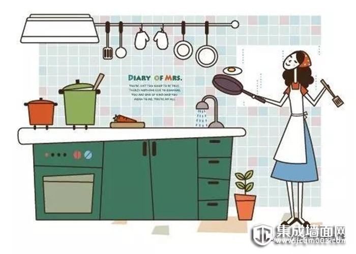 艾格木精装墙顶打造舒适餐厅,传递家的温度!
