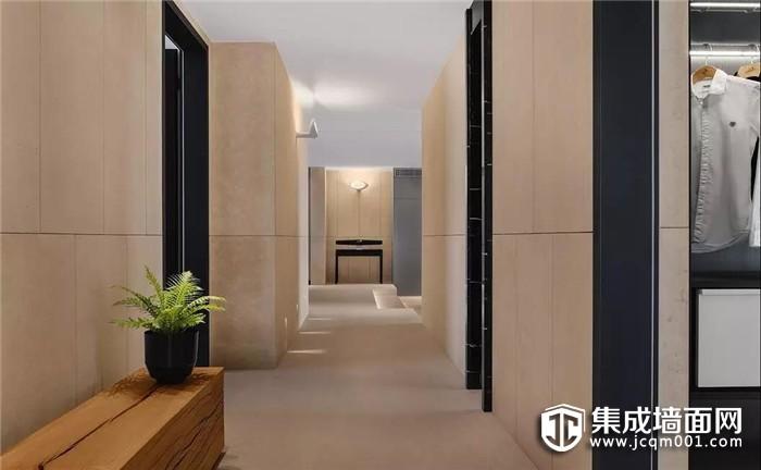 艾格木集成墙面以极简主义新灵魂创造时尚家居!