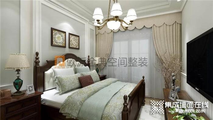 现代居室的设计趋势是什么?欧派金典集成墙面为你揭晓!