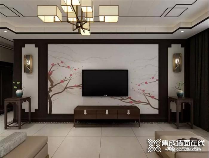 时下流行的电视背景墙,克兰斯顶墙让客厅颜值飙升!