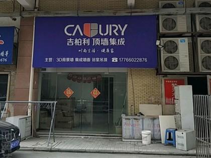 吉柏利顶墙集成江苏泰州专卖店