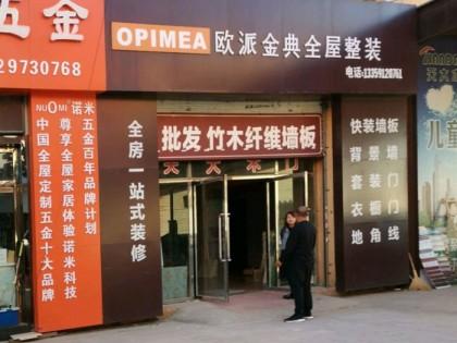 欧派金典集成墙面陕西榆林市专卖店