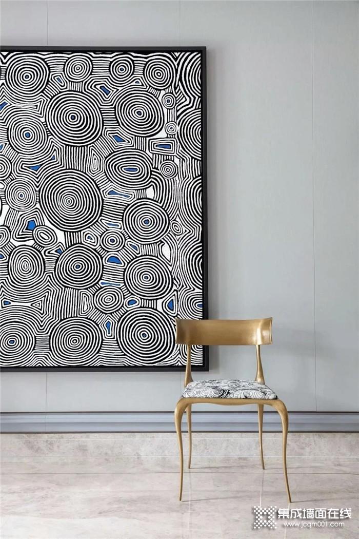 华夏杰集成墙面带你看2020未来客厅的设计新趋势,喜欢多元化生活的快来看看吧