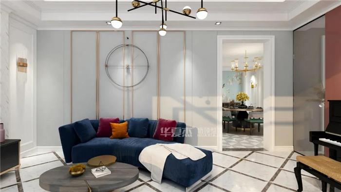华夏杰集成墙面带你看2020未来客厅的设计新趋势,喜欢多元化生活的快来看看吧 (1009播放)