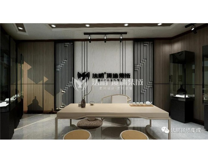 装修选择法鹏集成墙面,让你实现真正的快餐式家装 (1446播放)