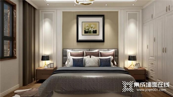 背景墙设计就选恋舍空间集成墙面,打造别具一格的品味空间