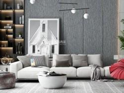 墨线青装墙品-布纹墙板系列