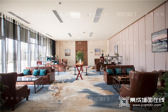 五星级酒店装修都在用世纪豪门集成墙面,你家不打算试试?