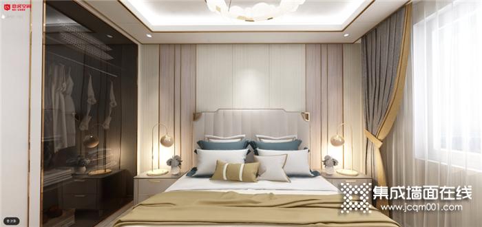 恋舍空间集成墙面,自带阳光的装修方式,你真的不试一试吗