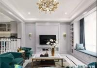 客厅装修用这种材料,原来可以这么美!