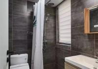 4平米卫生间怎么设计?学学这些案例,照样做干湿分离!