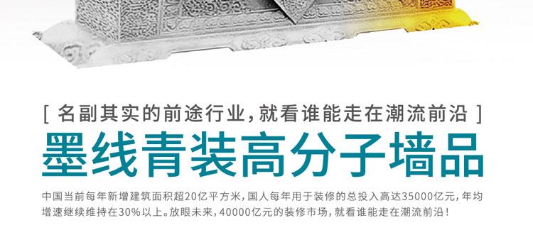 墨线青装墙品招商海报_03