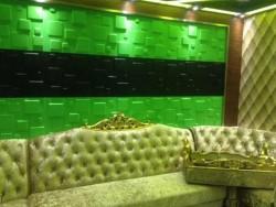 非洲3D墙板一年四季防晒防水背景墙立体酒店门头扣板