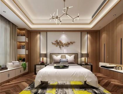 恋舍空间赋予墙面新的生命,让空间焕发新生机