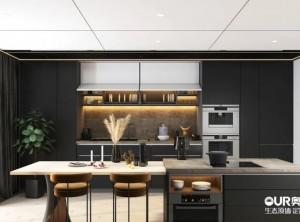 奥华顶墙蒙德里安系列效果图,打造轻奢家居空间
