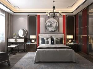 艾格木全屋定制20款卧室装修效果图,20款卧室轻奢风图片