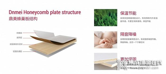 鼎美木泥蜂巢板,打造舒适的居住空间