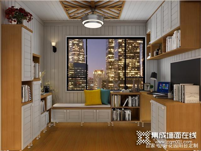 阳台整装定制,木塑材料显优势