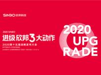 进级·欣邦3大动作2020第十五届战略发布大会 (136播放)