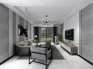 时尚简约的现代风格集成墙面装修效果图
