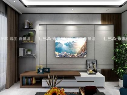 來斯奧集成牆面-现代客厅背景牆