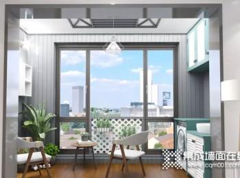 小阳台,大市场,家装整装未来趋势