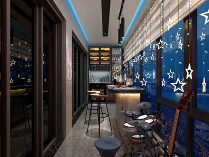 幾米空間陽台-酒吧空間