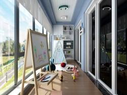 几米空间阳台-儿童空间