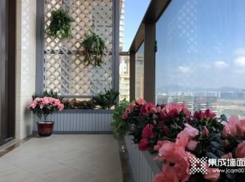 虹景木阳台定制和好花园阳台定制哪个好?