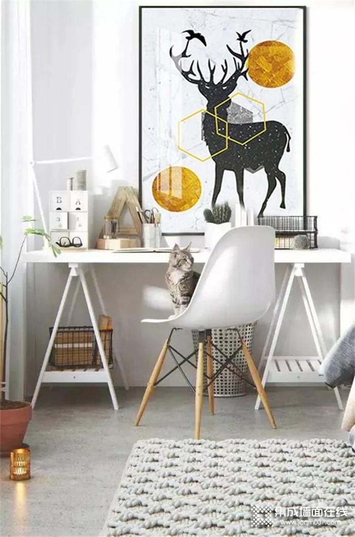 歐派金典教你裝飾畫這樣掛,你的家可以美上N個檔次!