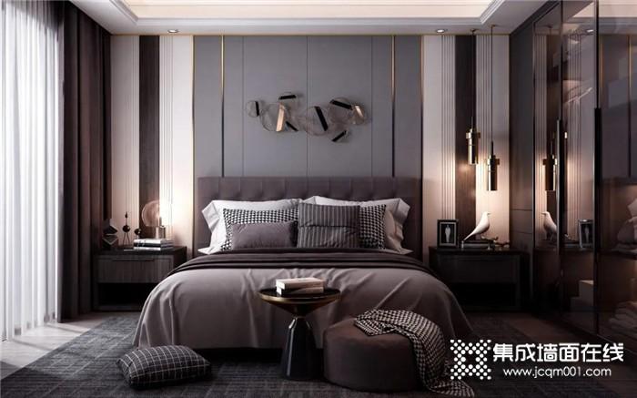 硬核现代风家装,品格让生活更有艺术感!
