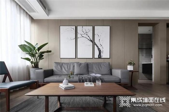 卓嵩告诉你家装用集成墙板装修是什么体验!