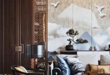 爱家森泰轻奢新中式,优雅低调的东方式奢华!