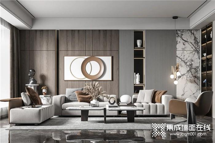 2021百尚元超美的20款沙发背景墙设计!